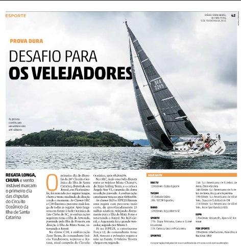 Diario Catarinense - 05-02-2015