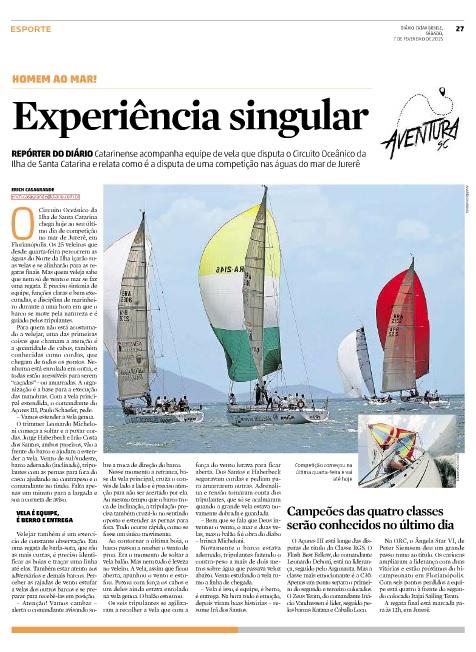 Diario Catarinense - 07-02-2015