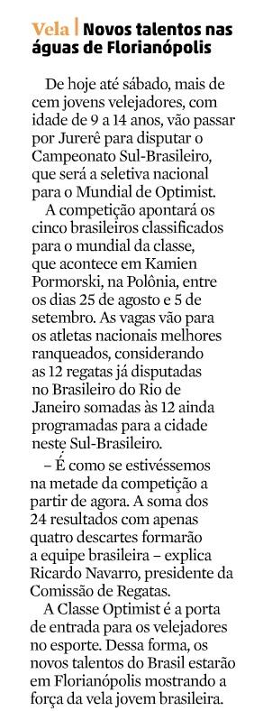 Diario Catarinense - 11-03-2015
