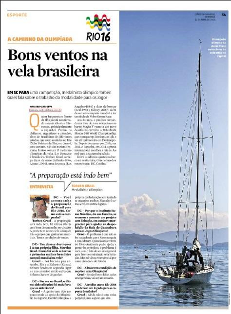 Diario Catarinense - 12-04-2015 -