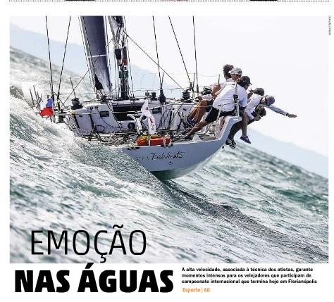 Diario Catarinense - 16-04-2015 - Contracapa