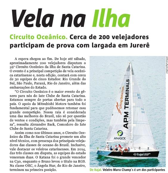 Noticias do Dia - 04-02-2015