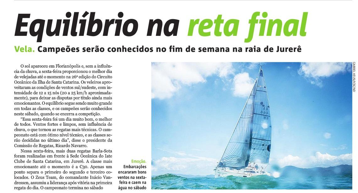Noticias do Dia - 07-02-2015