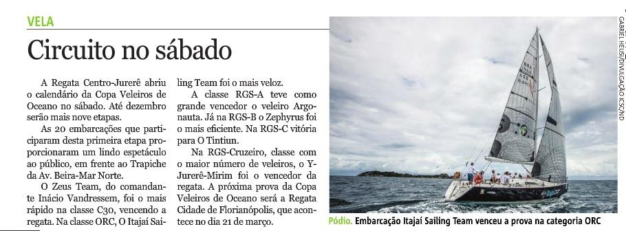 Noticias do Dia - 09-05-2015