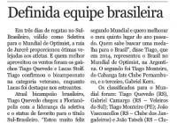 Noticias do Dia - 16-03-2015