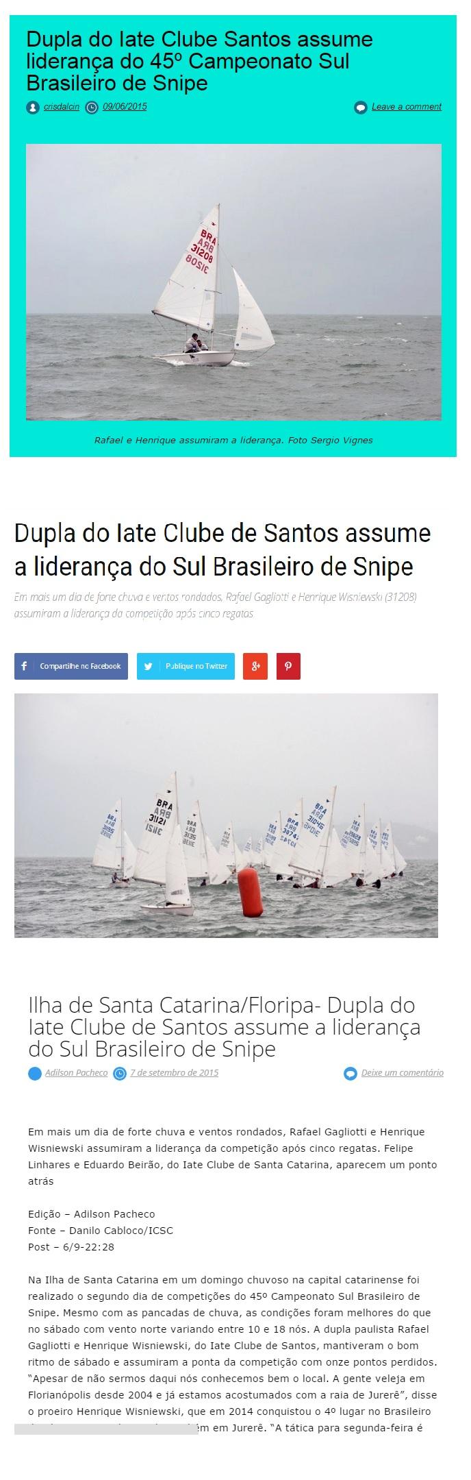Clipagem Domingo
