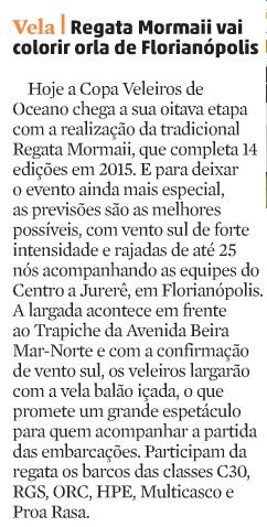 Diario Catarinense - 03-10-2015