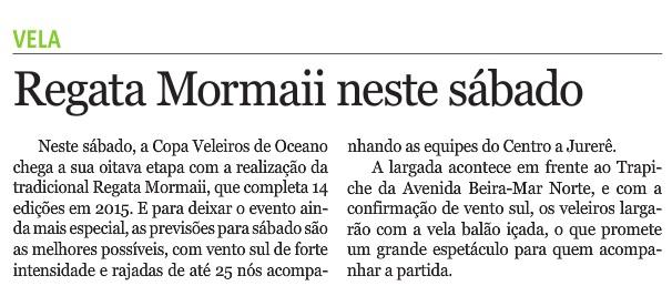 Noticias do Dia - 03-10-2015