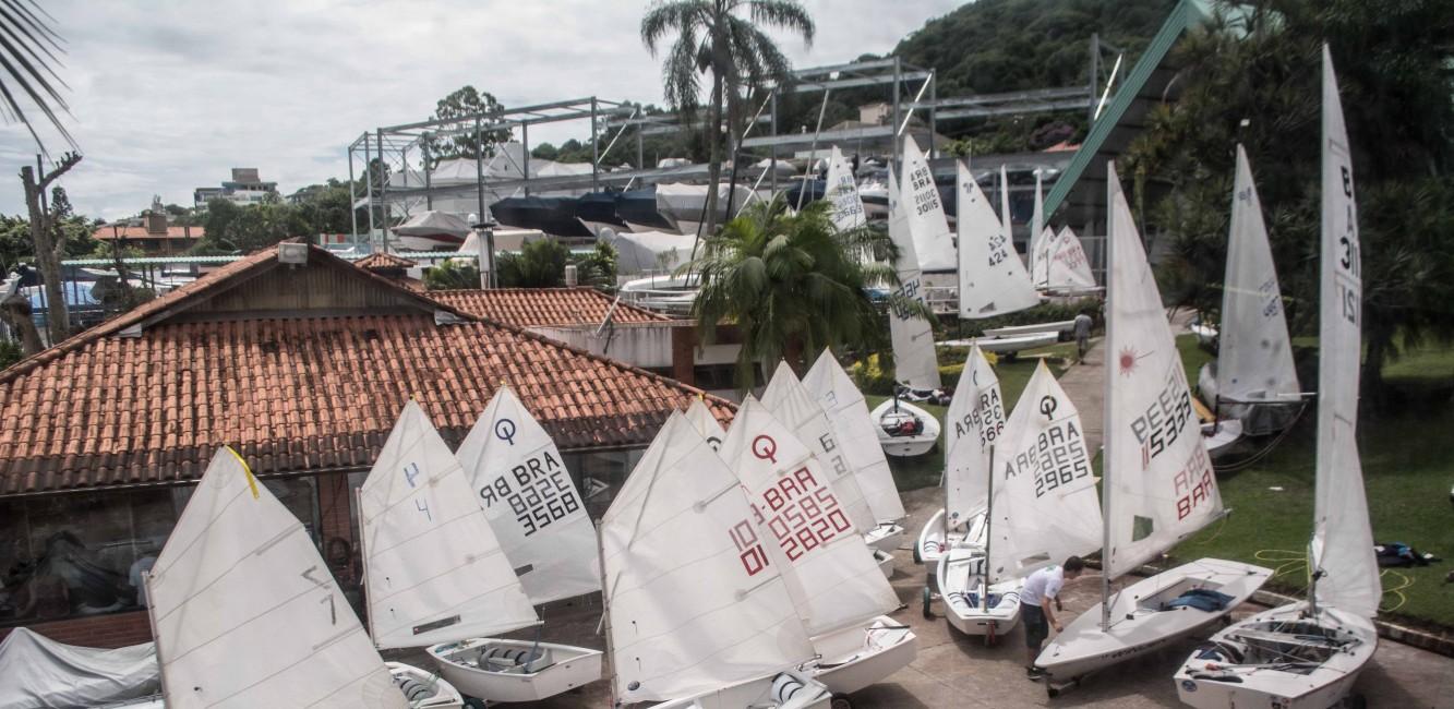 Iate Clube de Santa Catarina - Sede Oceânica