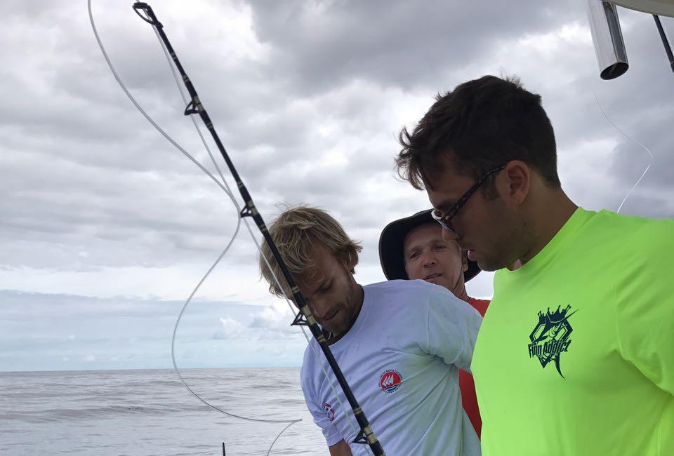 Campeonato de Pesca Aderbal Ramos da Silva Etapa Pescador Fabio Luz