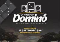 Iate Clube de Santa Catarina 1º Torneio de Dominó