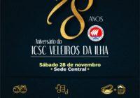 Aniversário ICSC 78 anos