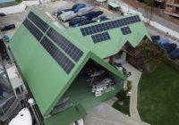 Sistema de energia solar entra em operação na Sede Oceânica