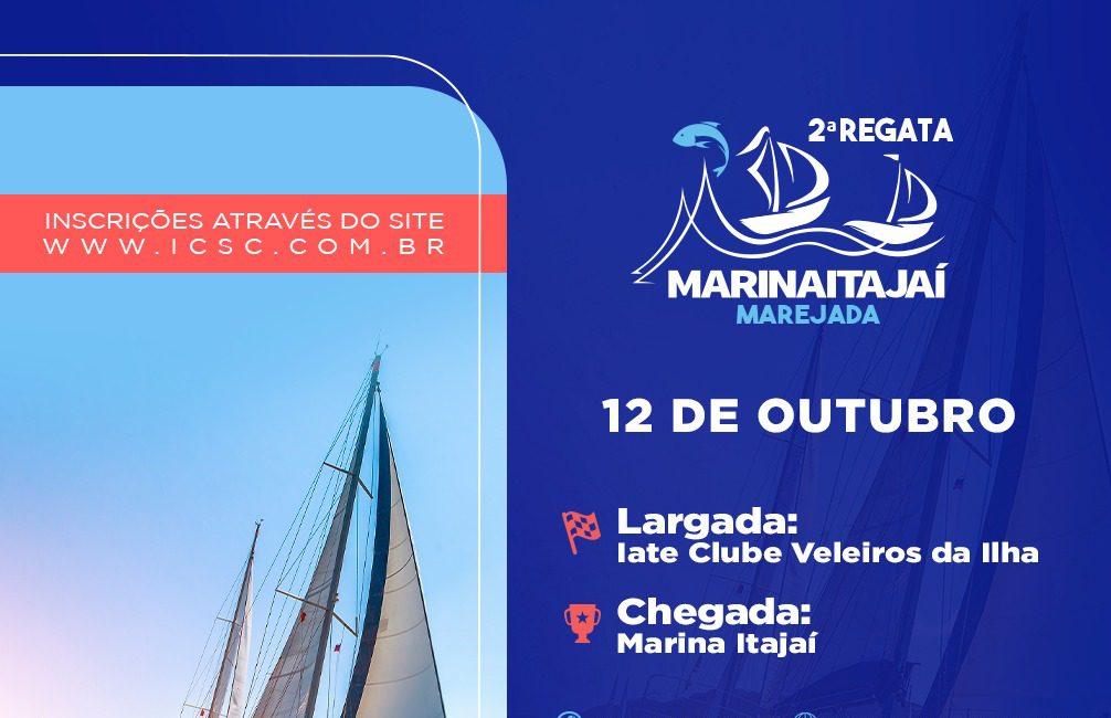Regata Marina Itajaí Marejada