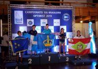 Campeonato SulBrasileiro Optimist Veleiros da Ilha