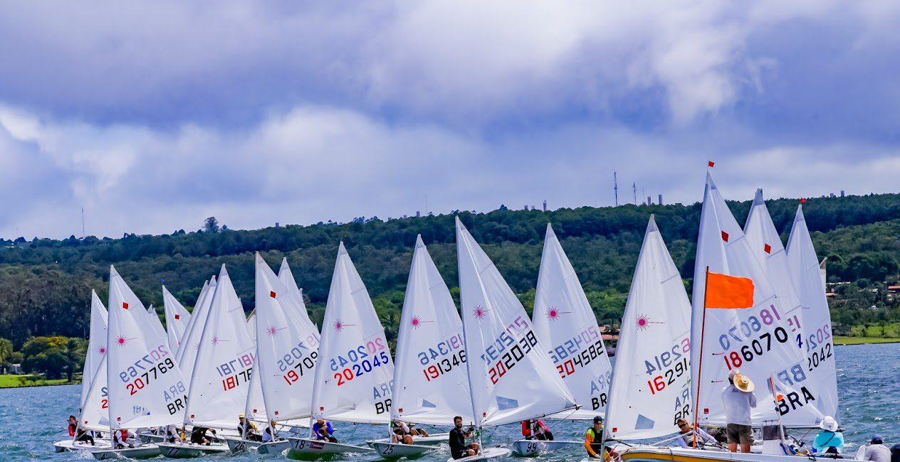 Campeonato Brasileiro de Laser Radial 2020